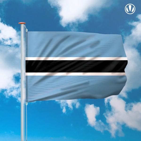 Mastvlag Botswana