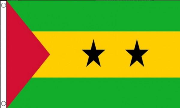 Vlag Sao Tome en Principe 90x150cm | Best Value