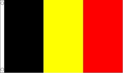 Belgische vlag, België vlaggen XXL 150x240cm Best Value