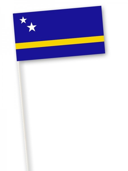 Zwaaivlag Curacao kopen Curacause zwaaivlaggetjes