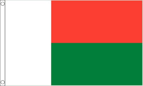 Vlag Madagaskar 60x90cm