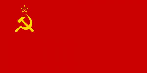 Vlag Sovjet-Unie 100x150cm