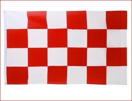 Vlag Noord Brabant Brabants Bont 90x150cm Best Value
