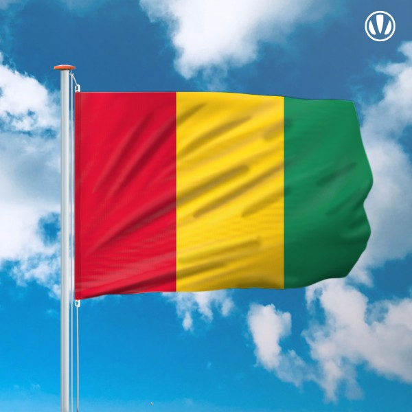 Mastvlag Guinee