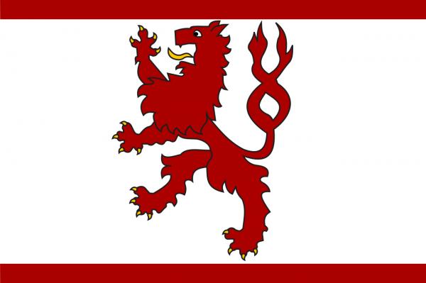Grote vlag Vaals