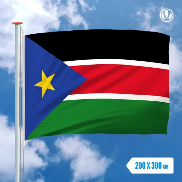 Grote Mastvlag Zuid-Soedan