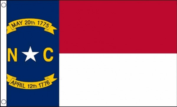 Vlag North Carolina
