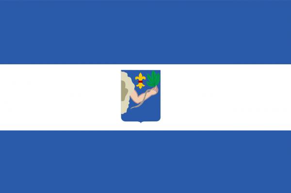 Grote vlag Veendam