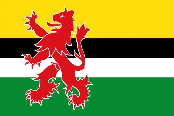 Grote vlag Geertruidenberg