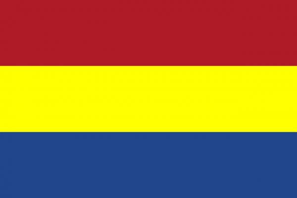 Vlag Vlaardingen 100x150cm gevelvlag