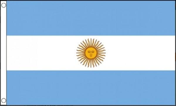vlag Argentinië | Argentijnse vlaggen 150x240cm Best Value