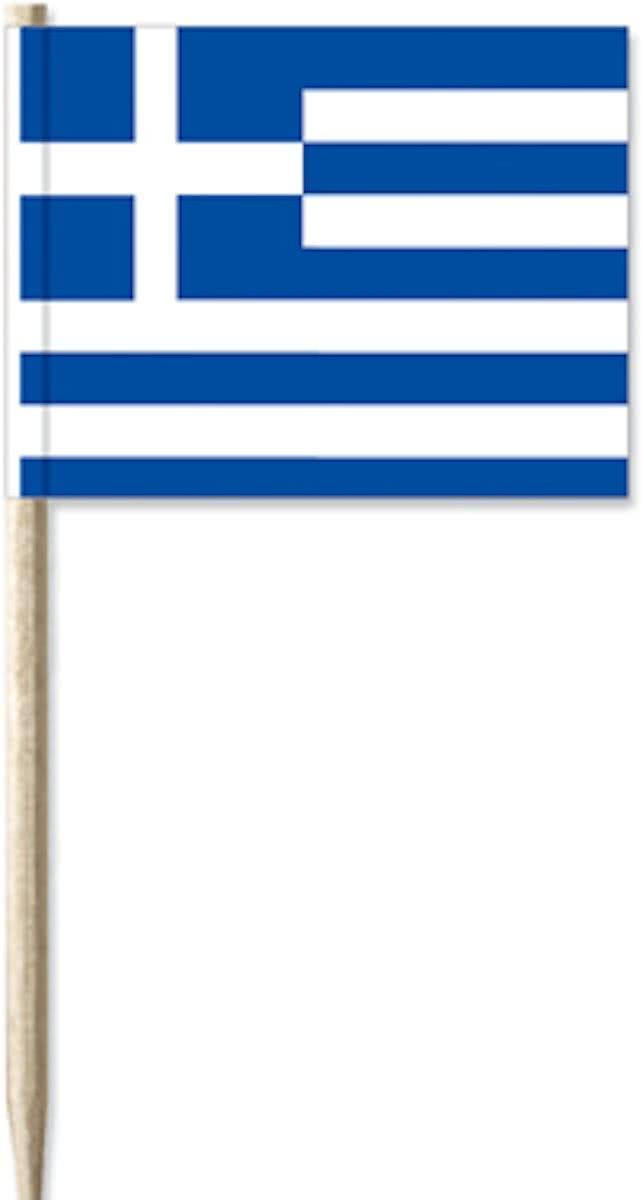 cocktailprikker-kaasprikker-vlag-Griekenland-partyprikker