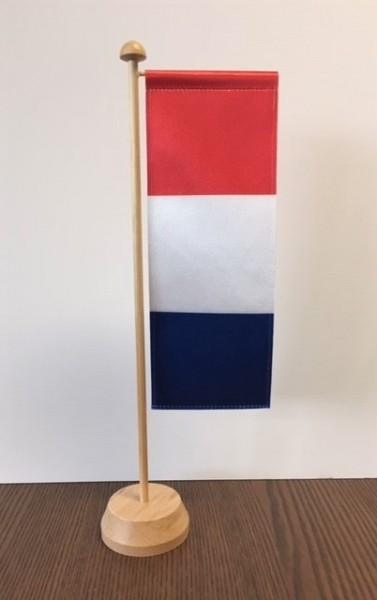 Tafelstandaard banier voor 1 baniertje 8x20cm