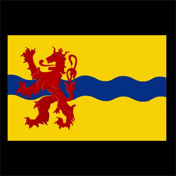 vlag Valkenburg aan de Geul 50x75cm