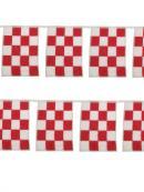 Vlaggenlijn Brabant stof 10m