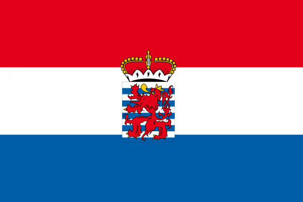Grote vlag Luxemburg(Be)