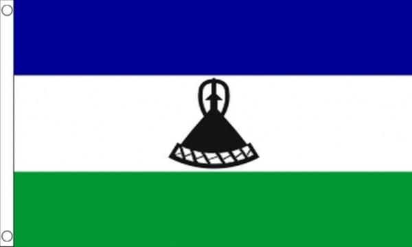 Vlag Lesotho I Lesothaanse vlaggen 90x150 Best Value
