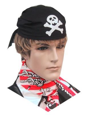 Piratencap voor ieder Piratenfeestje
