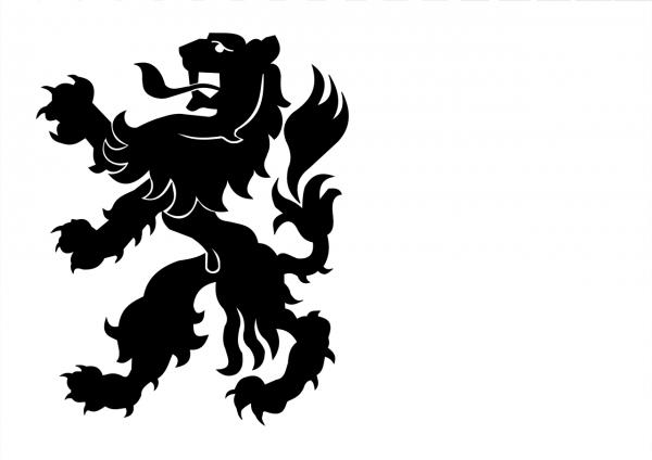 Grote vlag Noordwijk