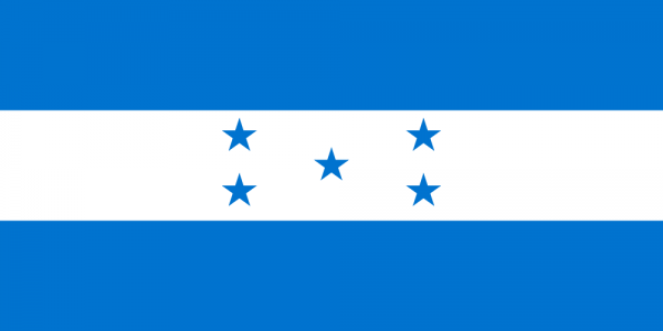 vlag Honduras | Hondurese vlaggen 100x150cm