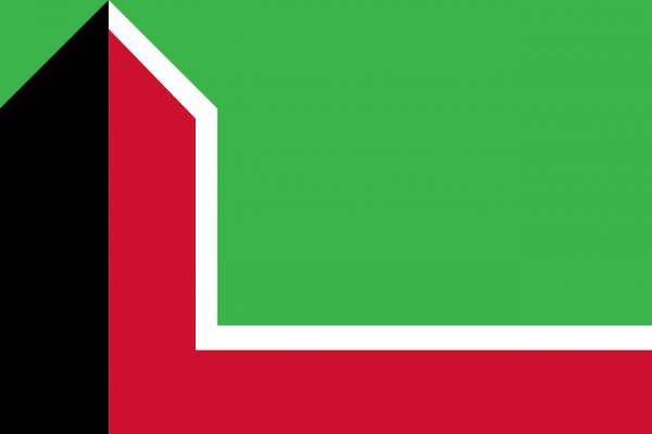 Grote vlag Leusden
