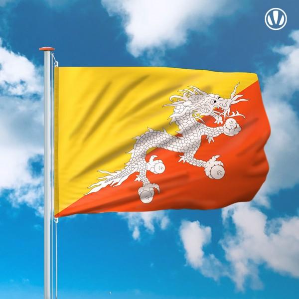 Mastvlag Bhutan