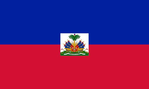 vlag Haïti | Haïtiaanse vlaggen 150x225cm