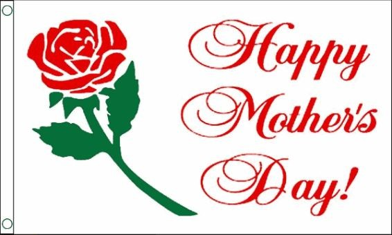 vlag happy mothers day 90x150cm Best Value