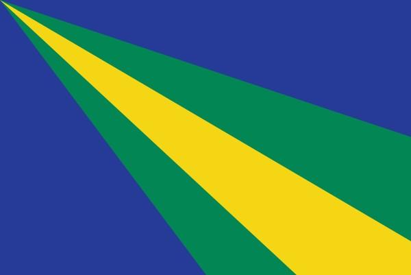vlag Zeewolde 200x300cm