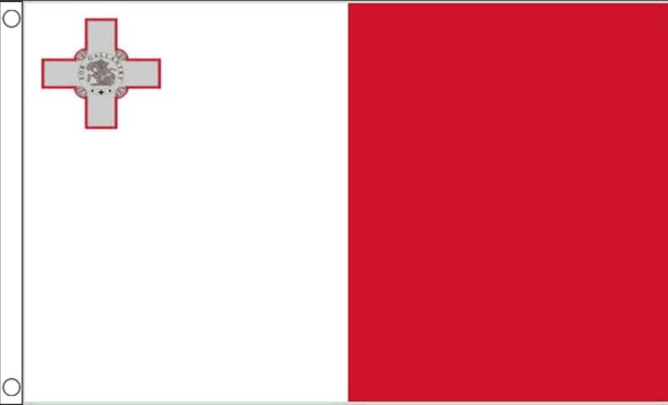 Malta vlag Maltese vlaggen 90x150 cm Best Value