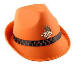 Oranje hoed KNVB WK | EK