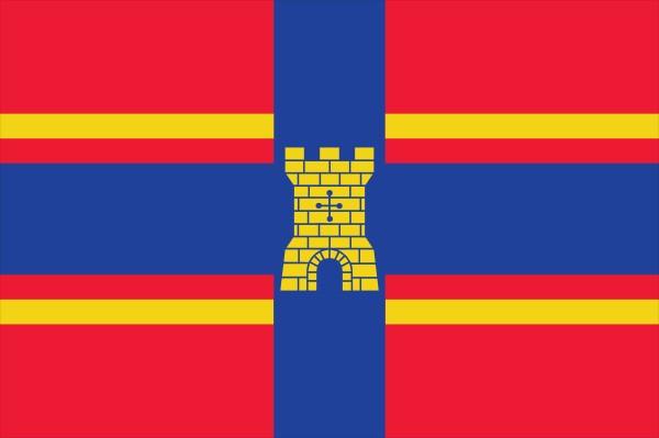 vlag Coevorden 70x100cm