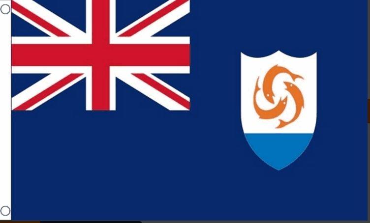 Vlag Anguilla 60x90cm best value