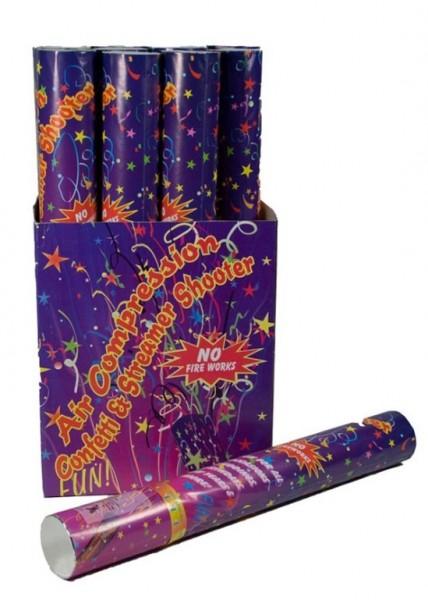 Confetti Kanon in vrolijke kleuren XL