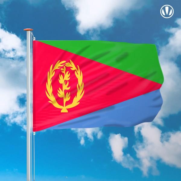 Mastvlag Eritrea
