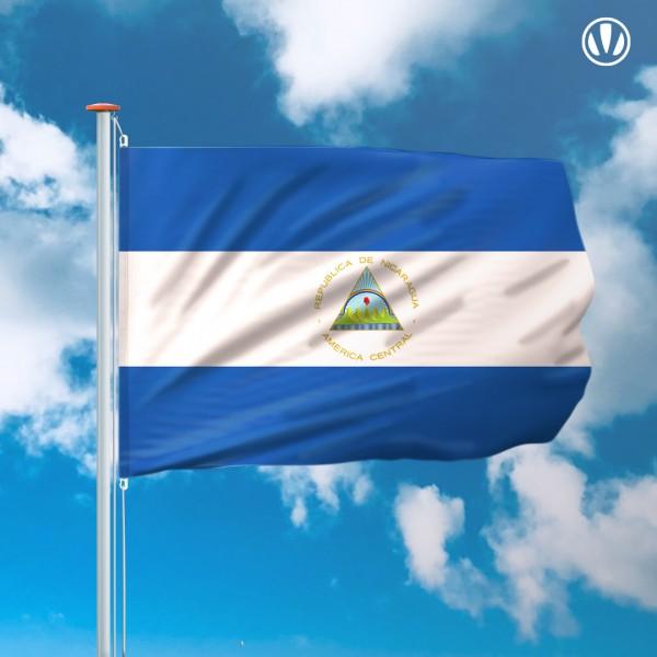 Mastvlag Nicaragua