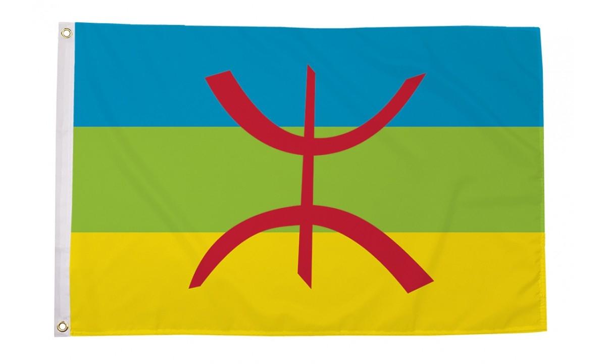 Berber vlag   vlaggen Berber 90x150cm Best Value