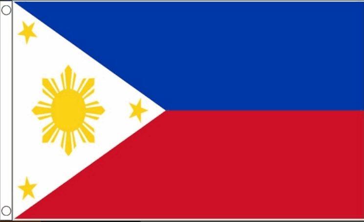 Vlag Filipijnen | Filipijnse vlaggen 60x90cm