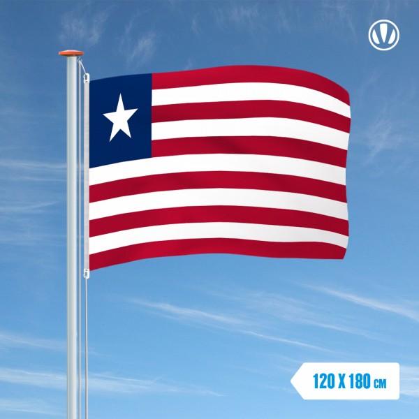 Vlag Liberia 120x180cm