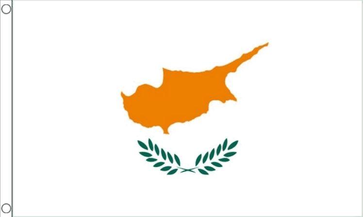 Cyprus vlag vlaggen Cyprus 90x150cm Best Value