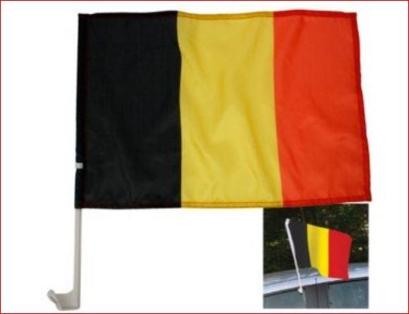 Autovlag Belgie Belgische autovlaggen voordelig kopen
