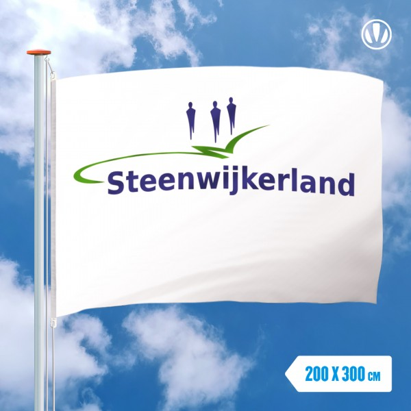 Grote Mastvlag Steenwijkerland