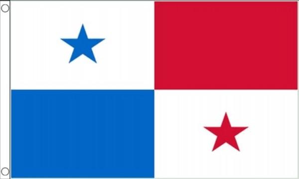 Vlag Panama 60x90cm