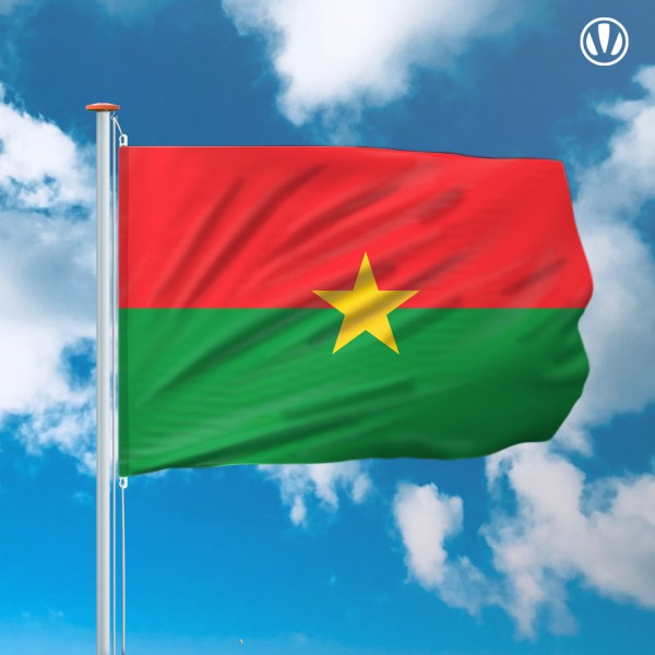 Mastvlag Burkina Faso
