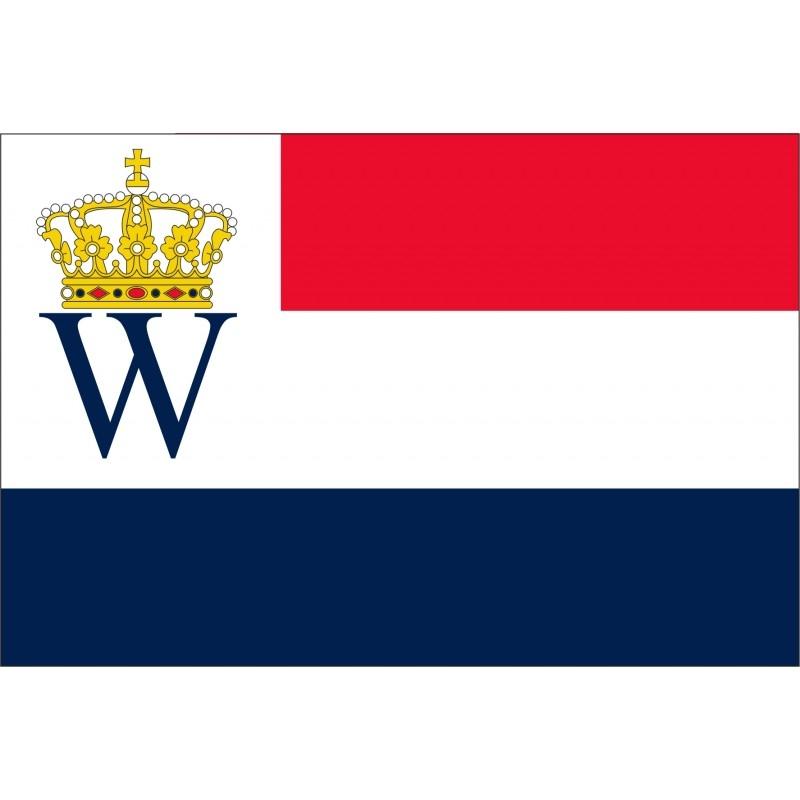 Koninklijke Watersport 30x45cm Vlag