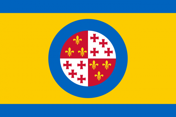 Grote vlag Harlingen
