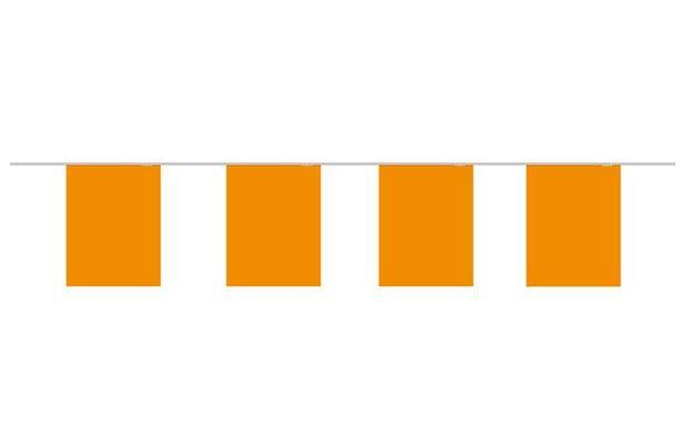 Mini Oranje Vlaggenlijn 4m
