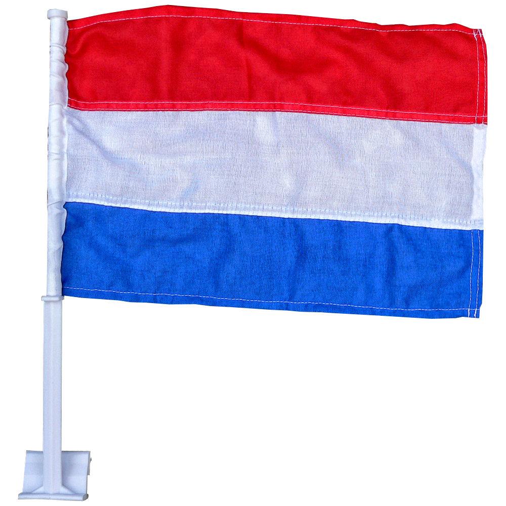 Autovlag Nederland luxe   Nederlandse autovlaggen