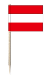 Oostenrijkse kaasprikker Oostenrijk cocktailprikkers