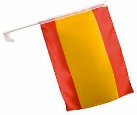 Autovlag Spanje Spaanse vlag